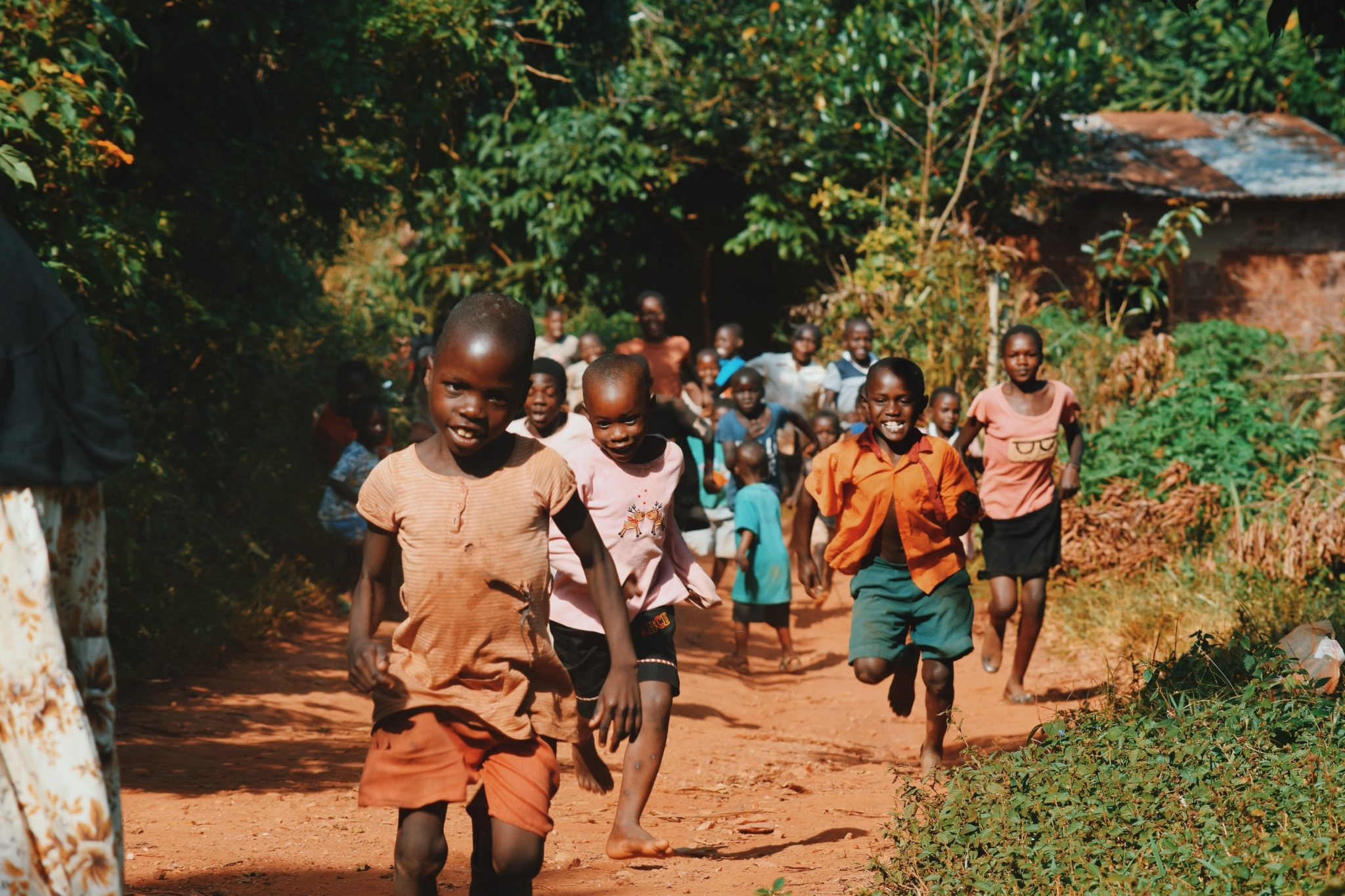 poor kids from africa adra fundation