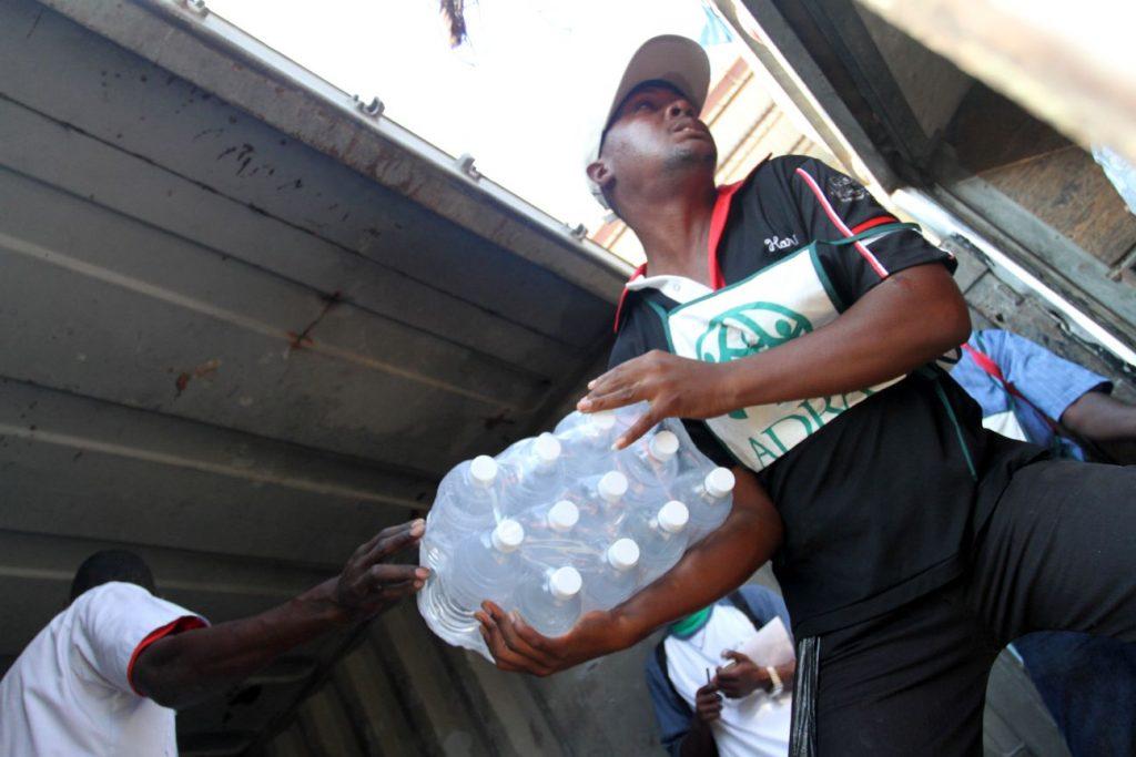 ADRA zwiększa ilość wydawanej żywności dla Haiti