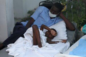 Kiedy pierwszy raz przyjechałam do Haiti