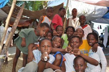 Nadal potrzebna pomoc na Haiti
