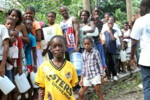 Nadchodząca pora deszczowa wyzwaniem dla Haiti