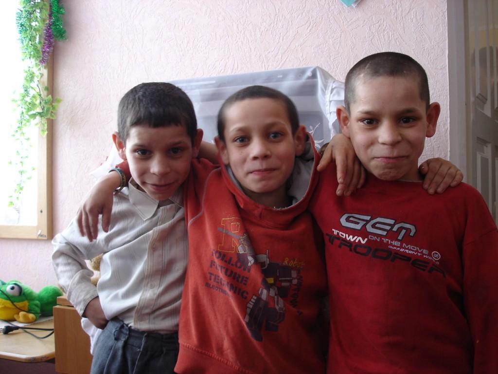 Wideo z projektu Pomoc dzieciom Ukrainy 2010