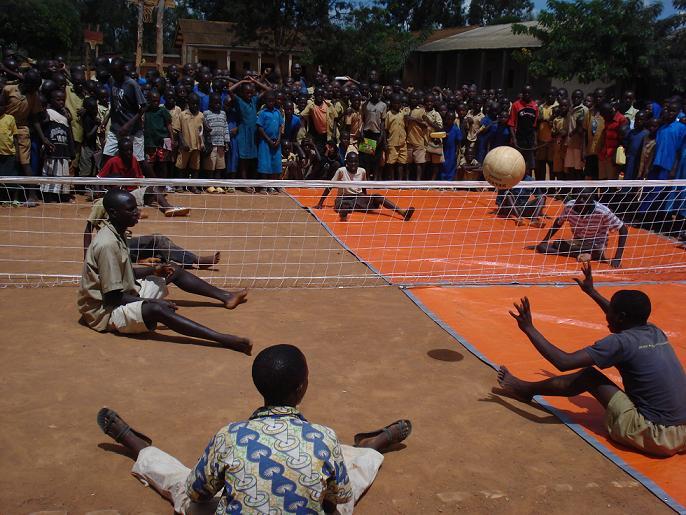Rwandyjskie zbliżenie