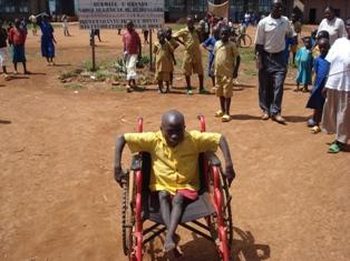 Rwandyjska rzeczywistość: Historia Ishimwe'a