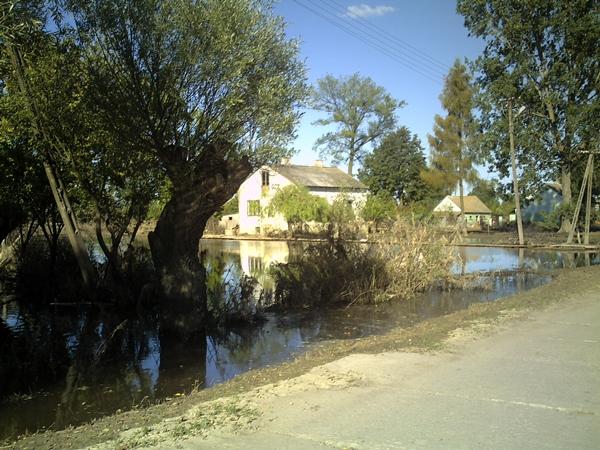 Podsumowanie akcji na rzecz powodzian