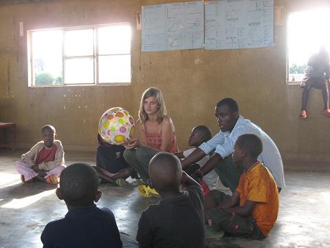 Wycieczki z wolontariatem w Tanzanii