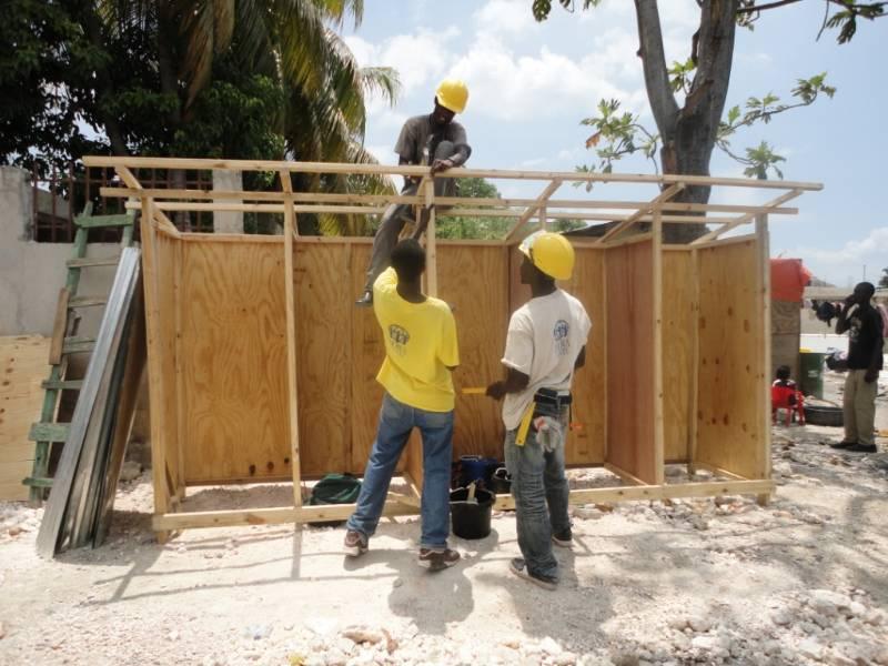 Tak wsparliśmy Haitańczyków