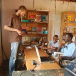 Warsztaty komputerowe w Centrum Dzieci Ulicy w Kigali