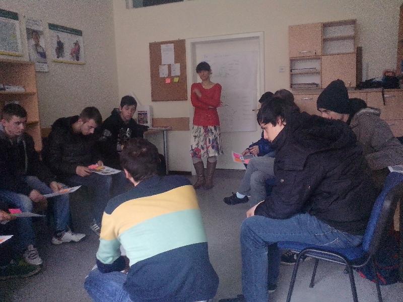 EVS Macedonia: warsztaty, wycieczki i jeszcze trochę warsztatów
