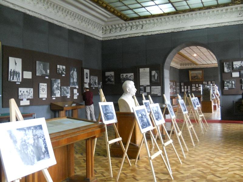 EVS Gruzja: plenerowy quiz historyczny i nie tylko
