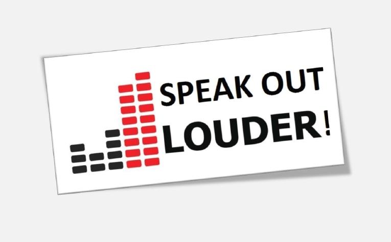 Speak out louder! Praktyczny przewodnik