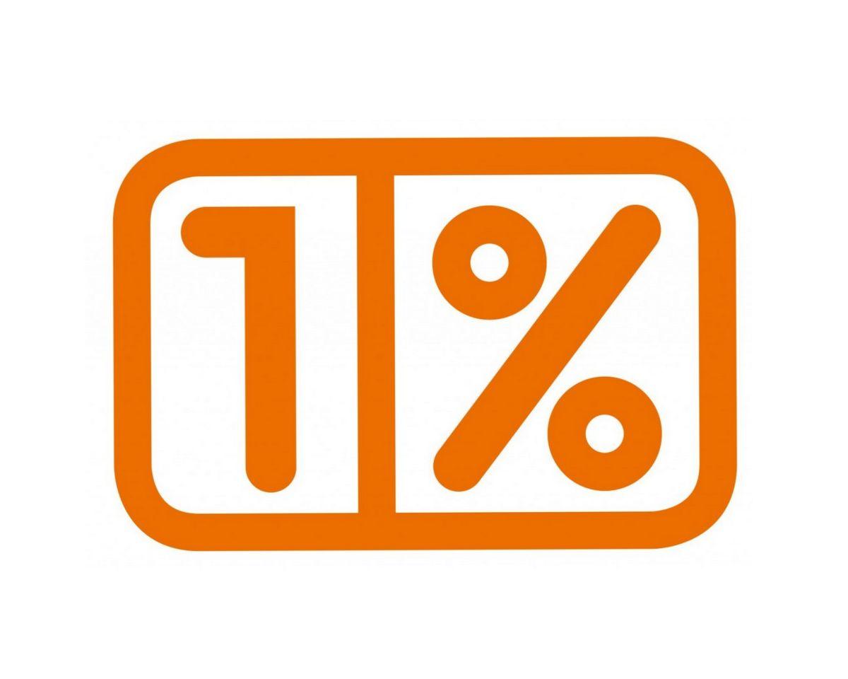 1 procent zmienia świat