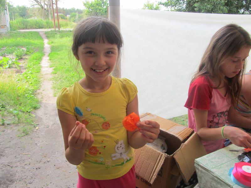 Pomoc dla dzieci z Donbasu