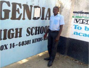 Udzielona pomoc sierotom w Kenii