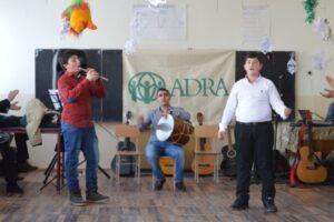 Udzielona pomoc dzieciom w Armenii