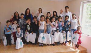 pomoc armeni Fundacja pomocy dzieciom