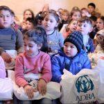 Prezenty dla dzieci z Armenii rozdane