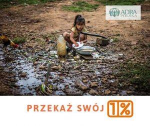 Przekaż 1% Fundacja ADRA Polska