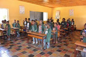 adopcja na odległość dzieci w szkole w Kenii
