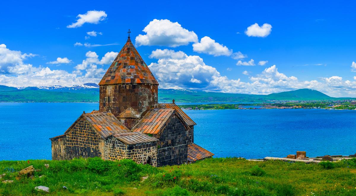 MARGAHOVIT, SEVAN wycieczka do armenii