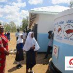 Tanzania Przekazanie Szkoły