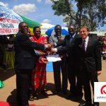 Przekazanie szkoły w Tanzanii