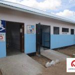 Tanzania Toalety w przekazanej szkole
