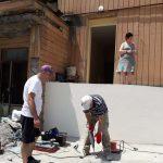 Kareli Gruzja remont ośrodka dla niepełnosprawnych dzieci