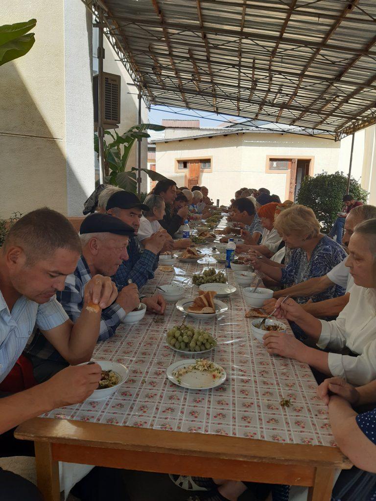 Pomoc dla ubogich ludzi z Tadżykistanu rozpoczęta