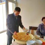 Program pomocy żywnościowej w Tadżykistanie Uroczysta Kolacja