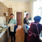 Kuchnia wybudowana w ramach Kitchen Soup Project