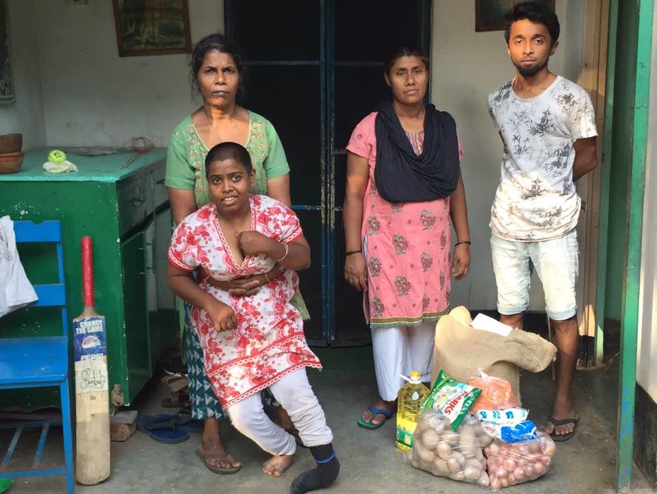 ADRA przekazuje pomoc żywnościową 1950 ubogim rodzinom w Bangladeszu