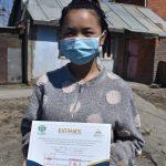 Pomoc fundacji ADRA w związku z Covid-19 w Mongolii