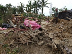 Nisarga – Drugi cyklon w Indiach w ciągu dwóch tygodni – raport Fundacji ADRA