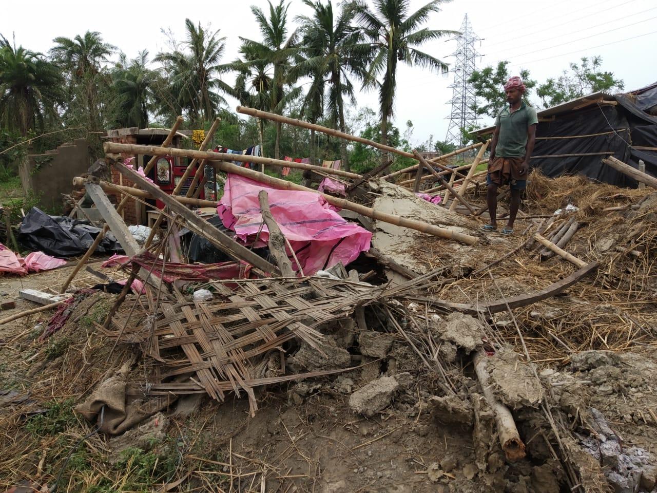 Indie: drugi cyklon w 2 tygodnie, po Amphan – Nisarga: raport Fundacji ADRA