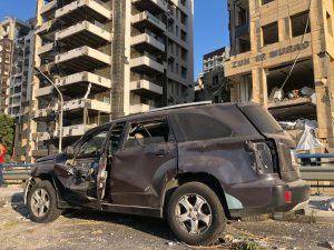 Pomoc dla Bejrutu. To jest gorsze niż wojna domowa!