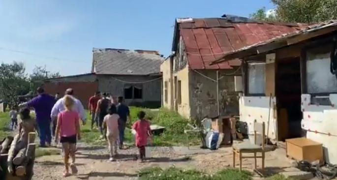 Pomoc dla społeczności Romskich na Słowacji