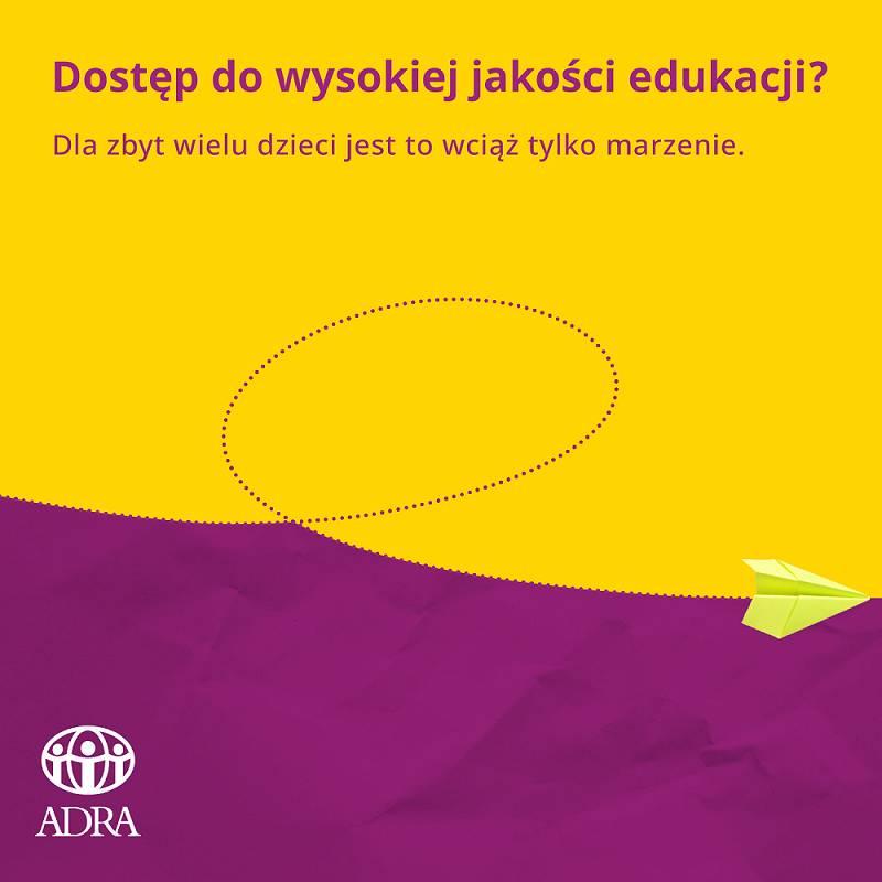 Międzynarodowy Dzień Edukacji 2021 – raport ADRA Global Education