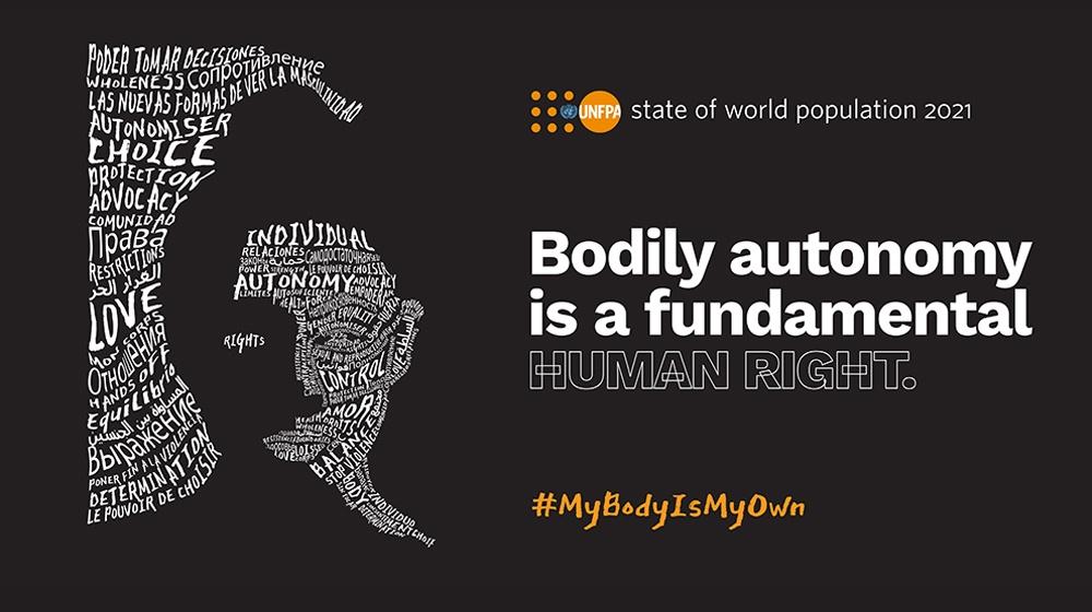 Prawo do autonomii i samostanowienia Światowy Dzień Ludności 2021