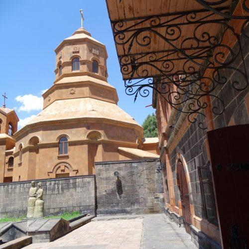 wycieczka do armenii, gumri