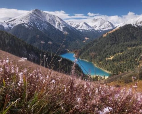 Jeziora Kolsai wycieczka do Kazachstanu