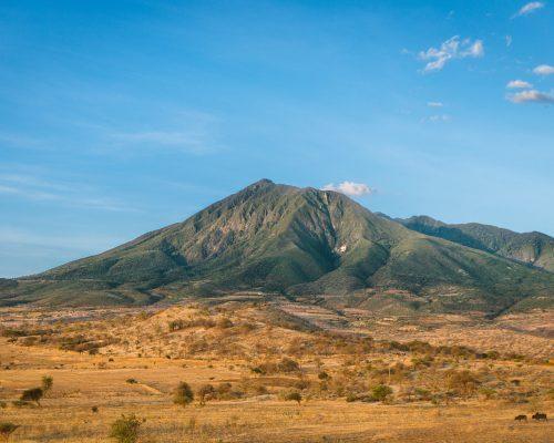 Kilimandżaro w Tanzanii